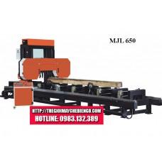 Máy cưa CD tự động MJL 650