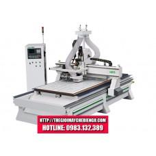 Máy CNC tự động thay dao 12 mũi HOLD HE5