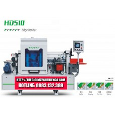 Máy dán cạnh bán tự động HD510