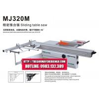 Máy cưa bàn trượt 45º HOLD MJ320M
