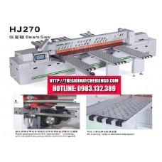 Máy cưa Panel bán tự động HJ270